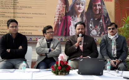PRESS RELEASE – 7th CHANDIGARH NATIONAL CRAFTS MELA-2016