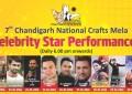 Celebrity Star Performances – 7th Chandigarh National Crafts Mela at Kalagram, Chandigarh.