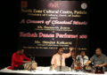 Concert of Classical Music by Sh. Samarth Janve and Kathak Dance Performance by Ms. Shinjani Kulkarni at Kalidasa Auditorium, Virsa Vihar Kendra, Patiala on May 21, 2016