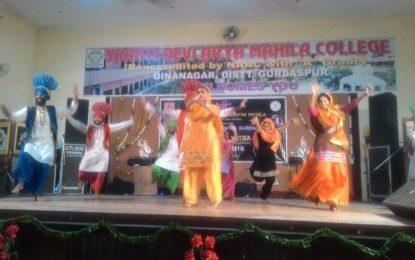 'Sanskritik (Cultural) Yatra-2016' Dinanagar, Distt. Gurdaspur on 14.06.16