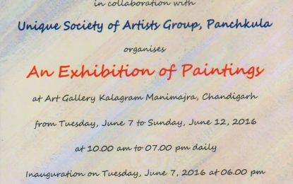 Painting Exhibition at Kalagram