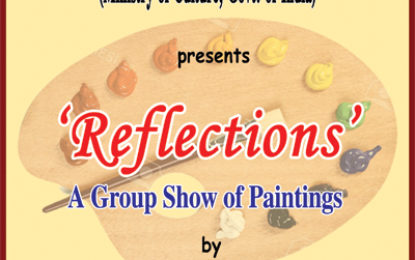 'Reflections' – A Group Show of Paintings at Exhibition Hall, Virsa Vihar Kendra, Patiala from June 16 to 25, 2016