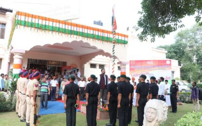 Celebration of 70th Independence Day of India and Grand Finale of Second Phase of 'Sanskritik (Cultural) Yatra-2016' at Virsa Vihar Kendra, Patiala on August 15, 2016