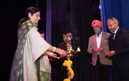 'Sangeet Utsav' held at Kalidasa Auditorium, Virsa Vihar Kendra, Patiala on 28.11.2016