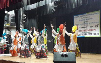 'Cultural Evening' organized by NZCC at Punjabi University Patiala on Dec. 3,2016