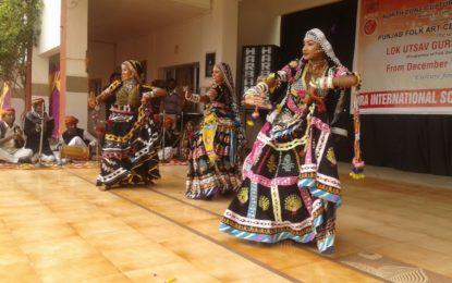 Outreach programme during 'Lok Utsav Gurdaspur – 2016'