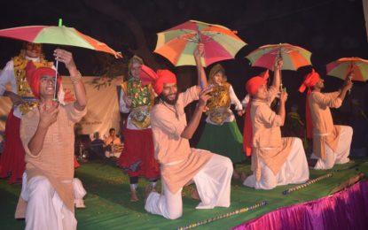 Glimpses of Outreach Programme at Madwa, Varanasi by NZCC during Rashtriya Sanskriti Mahotsav- 2016