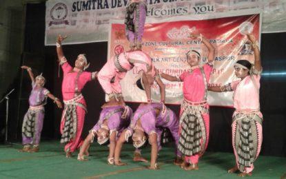 Cultural Programme during 'Lok Utsav Gurdaspur – 2016' at Deena Nagar, Gurdaspur on December 15, 2016