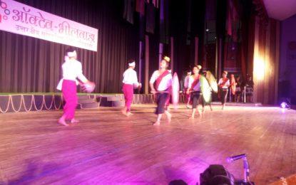 Glimpses of Finale of 'Octave- Bhilwara' organised by NZCC, Patiala at Bhilwara, Rajasthan