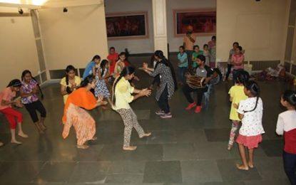 Glimpses of 1st day of ongoing summer Workshops organised by NZCC, Patiala at Virsa Vihar, near Bhasha Bhawan, Patiala.