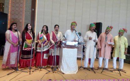 Presentation during Celebration of 477th Birthday of Maharana Partap Ji at Mohali on 3-5-17