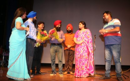 Final show to Concluding Youth Cultural Workshops organised by NZCC at Jammu