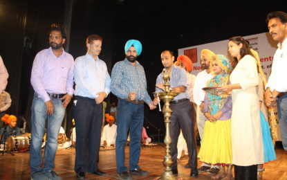 spirit of freedom 70th anniversary of India's Independence at Kalidasa Auditorium Virsa Vihar, Kendra, Patiala