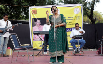 Musical Evening at Rock garden, Chandigarh by NZCC on Sept 17th, 2017