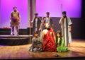 """Greek tragedy Play """"King Oedipus"""" staged by NZCC on 10-09-2017 at Kalidasa Auditorium Virsa Vihar kendra, Patiala"""