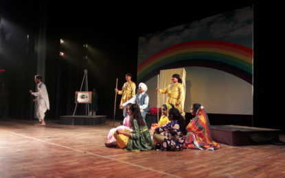 NZCC organises Children's Plays to celebrate Children Day on 14-11-17