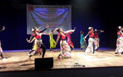 Cultural Evening by NZCC on 29/11/2017 at Kalidasa Auditorium, Virsa Vihar Kender, Patiala