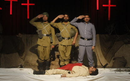 2nd Day of Norah Richards Theatre Festival organised by NZCC, Patiala