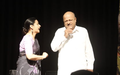 Yeh Zindagi play staged on 4th day i.e. on 11/12/2017 of Norah Richard Theatre Festival organised by NZCC