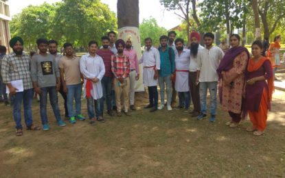 Day 2 of 'Swachhta Pakhwada' from April 16 to 30, 2018