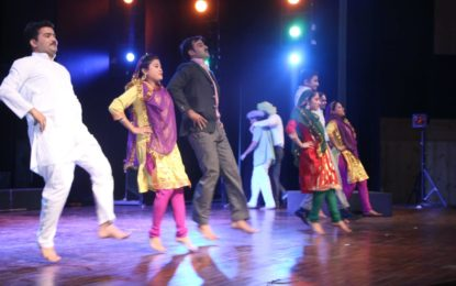 Inaugural day of Jammu and Kashmir Theatre Festival being organised by NZCC from June 13 to 15, 2018.
