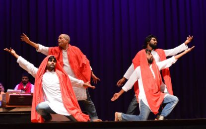 Day-3(03/09/2018) of Munshi Prem Chand Theatre Festival-2018 being organised by NZCC at Patiala
