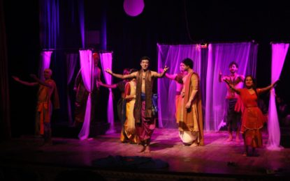 Day -6 of Munshi Prem Chand Theatre Festival being organised by NZCC at Patiala.