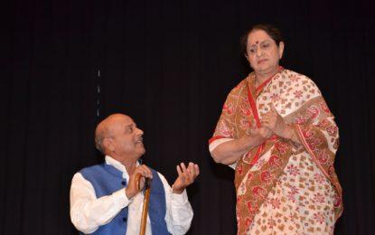 Hindi Diwas Celebration by NZCC at Patiala.