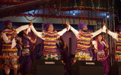 Inaugural day of Dussehra Festival at Jaisingpur Dist. Kangra HP
