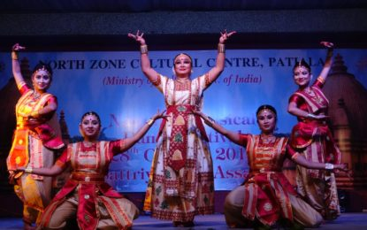 Day 5th of National Classical Dance Festival being organised by NZCC at Chandigarh