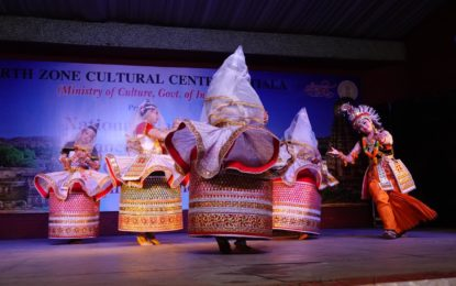 Day-6 of National Classical Dance Festival being organised by NZCC at Chandigarh