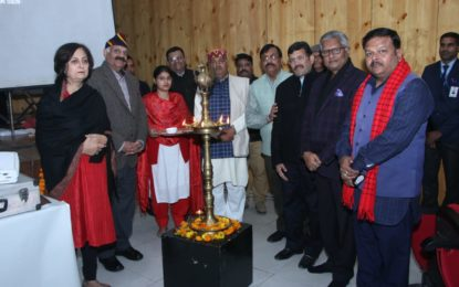 Concluding Day Achharya Abhinavgupt Rashtriya Natya Mahotsav -2018 organised by NZCC at Chandigarh