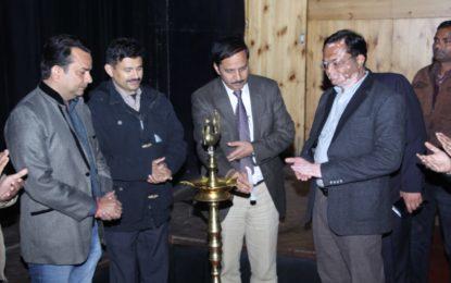 Inaugural Day of Natyautsav being organised by NZCC at Chandigarh
