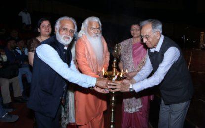 Inaugural Day of Holi Mahotsav being organised by NZCC at Chandigarh.