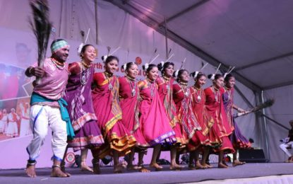 Day-2 of 'Tribal Festival-2019' being organised by North Zone Cultural Centre, Patiala (Ministry of Culture, Govt. of India)