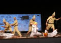 Play 'JallianWala Bagh' to celebrating of centenary commemoration of Jallianwala Bagh at Kalidasa Auditorium, Virsa Vihar Kendra, Patiala on April 11, 2019
